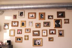 Wall Picture Frames by How To Create An Art Gallery Wall Merideth Morgan Curvy