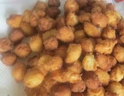 base de la cuisine cette recette de croquettes est faite à base de farine est