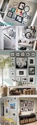 unique ways of displaying photographs in your home living rooms