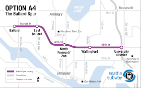 Seattle Bus Map by The Puget Sound And The Fury U2013 Urban Policy In Seattle