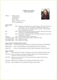 resume format for graduate school resume template for graduate school grad school application resume