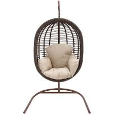 outdoor furniture hanging egg chair home design