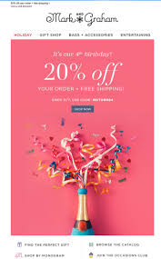 13 best emails birthday images on pinterest birthday email text layout birthday emailcoupon designemail