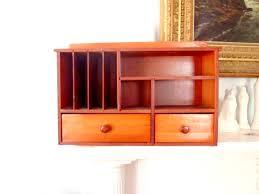 Wood Desk Organizer by Wooden Desk Organizer Home Decor U0026 Furniture