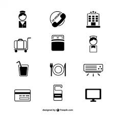 pictogramme chambre pictogramme hotel vecteurs et photos gratuites