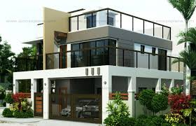 two house designs 50 images of 15 two storey modern houses with floor plans and