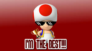the best i m the best mario kart 64 1