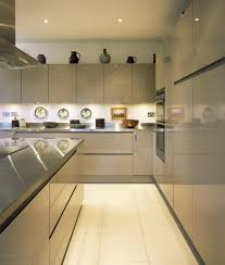 parapan kitchen in cappuccino highgloss contemporarykitchen