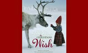 christmas wish book the christmas wish a warm book for children
