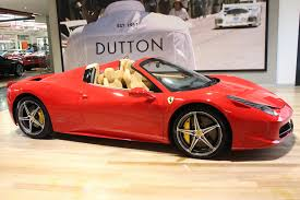 458 for sale australia 2012 458 spider convertible 2dr dct 7sp 4 5i