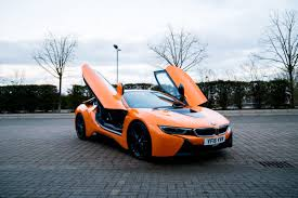 Bmw I8 Doors Open - we took the orange bmw i8 for a spin and it was wonderful