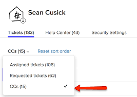 How Does Blind Carbon Copy Work Using Ccs Effectively In Zendesk Support U2013 Zendesk Support