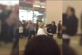 black friday cell phones watch it black friday turns violent at calif mall ny daily news