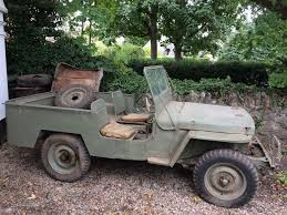ww2 jeep willys mb jeep 1942 mb ww2 jeep complete and original barn find