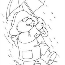 Printable Rainy Day Coloring Pages Sheets Cloudy Weather Printable Rainy Day Coloring Pages
