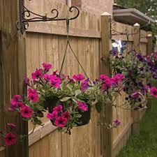 Hanging Flower Pot Hooks 78 Best Hanging Baskets Images On Pinterest Flowers Flowers
