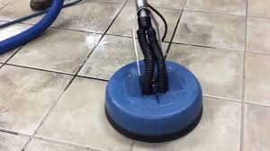 the best way to clean tile and grout youtube