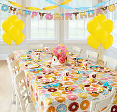 party supplies donut party supplies donut birthday party party city for my