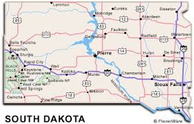 map south dakota south dakota travel guide planetware