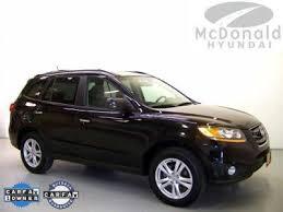 2011 hyundai suv models certified 2011 hyundai santa fe limited price 28 969 exterior