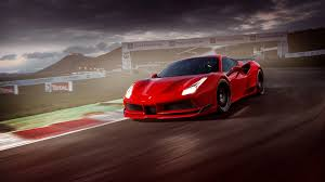 car ferrari wallpaper hd wallpaper ferrari 488 gtb 4k automotive cars 7713