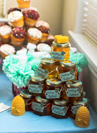 see summer honey favor photos from our brides