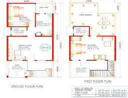 three bedroom ground floor plan duplex house plans 2400 sq ft india home design 2017