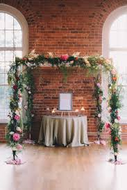 23 creative wedding chuppah ideas we love