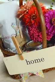 Gift Ideas For Housewarming by Natalie Creates Housewarming Gift Basket Idea For Under 10