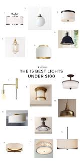 Ceiling Light Fixtures by Top 25 Best Brass Ceiling Light Ideas On Pinterest Flush Mount