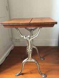 mobilier de bistrot table bistrot pas cher