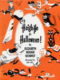 Vintage Halloween Books by And Everything Else Too Heigh Ho For Halloween