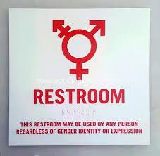 Gender Neutral Bathroom Signs - gender neutral restroom signs wonderful signs new york full