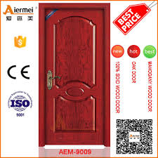 wooden door designs for indian homes veneer interior door moulding