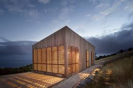 cross ventilation inhabitat green design innovation movable walls this moonlight cabin allow owners turn their house inside out