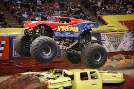 the first grave digger monster truck spider man monster trucks wiki fandom powered by wikia