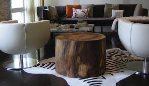 Tree Stump Side Table Tree Stump Side Table Available Now David Stine Furniture