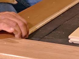 Tools To Lay Laminate Flooring How To Install New Stair Treads And Railings How Tos Diy