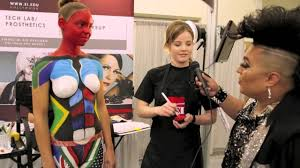professional makeup schools ei school of professional makeup at the 2014 phamexpo