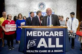 bernie sanders introduces universal health care health care news