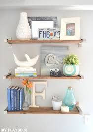 Wood Shelves For Walls Best 25 Wall Shelves For Books Ideas On Pinterest Ribba Picture