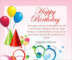 Happy Birthday Wishes To A Great Best 25 Birthday Message For Bestfriend Ideas On Pinterest