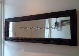 Tempat Jual Cermin Hias Di Jakarta cermin antik kayu rel harga murah berkualitas