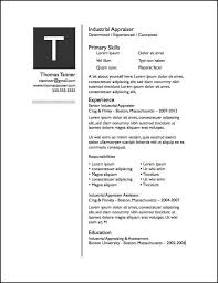 Resume Style Drop Cap Pages Resume Template Free Iwork Templates