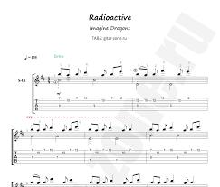 cara membuat kartu kuning di lung imagine dragons radioactive guitar tabs by eiro nareth