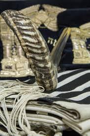 shofar tallit talit shofar stock image image of mezuzah jewry torah 34828177
