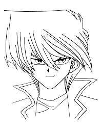 coloring pages yu gi oh animated images gifs pictures