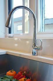 rubbed bronze faucet kitchen glamorous kohler kitchen sinks in kitchen eclectic with rubbed
