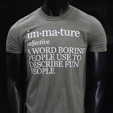 Tshirt Meme - immature funny college meme yolo dope party humor tshirt new mens