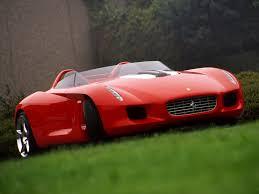 ferrari supercar concept ferrari rossa 2000 u2013 old concept cars